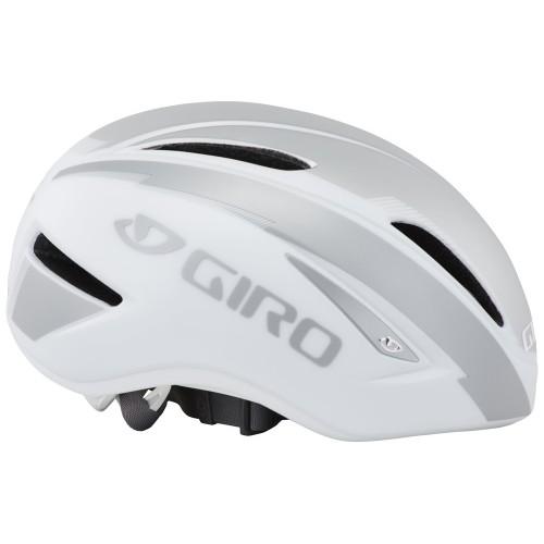 GIRO AIR ATTACK WHITE/SILVER