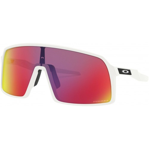 OAKLEY SUTRO MATT WHITE PRIZM ROAD