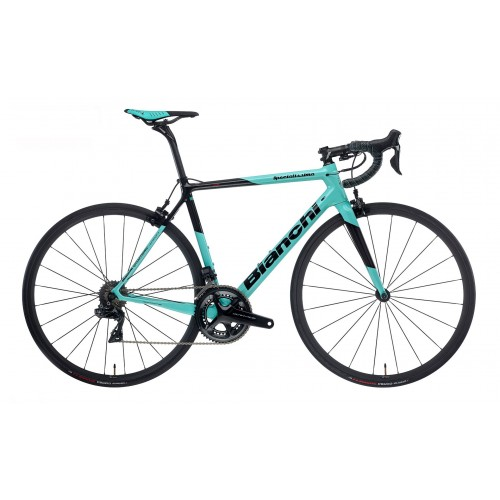 BIANCHI SPECIALISSIMA - SHIMANO DURA-ACE