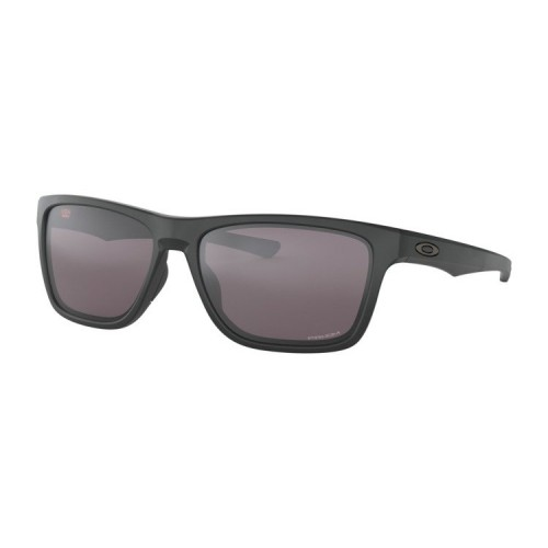 OAKLEY HOLSTON Matte Black PRIZM Gray