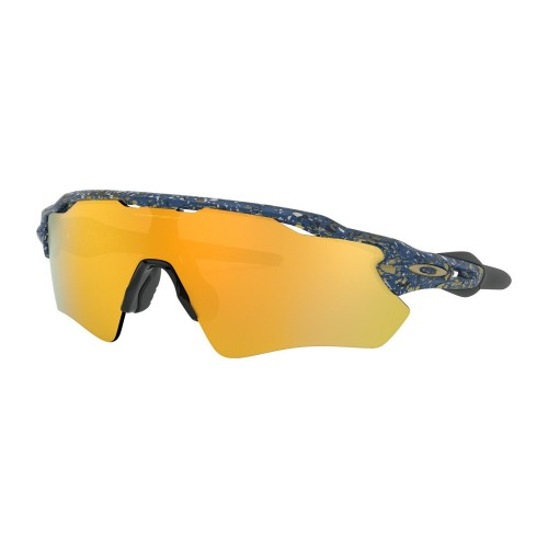 OAKLEY RADAR EV PATH SPLATTER POSEIDON 24K