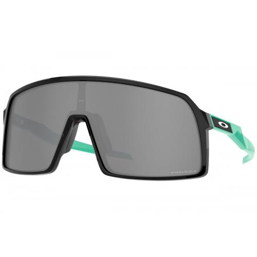 OAKLEY SUTRO POLISHED BLACK/CELESTE